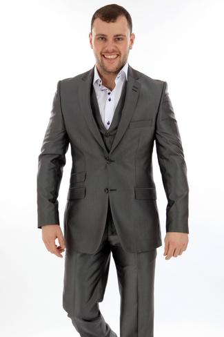 Black Milan Suit » John Francis Formalwear
