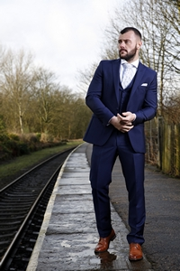 Wedding Suit Hire Single Ted Suits